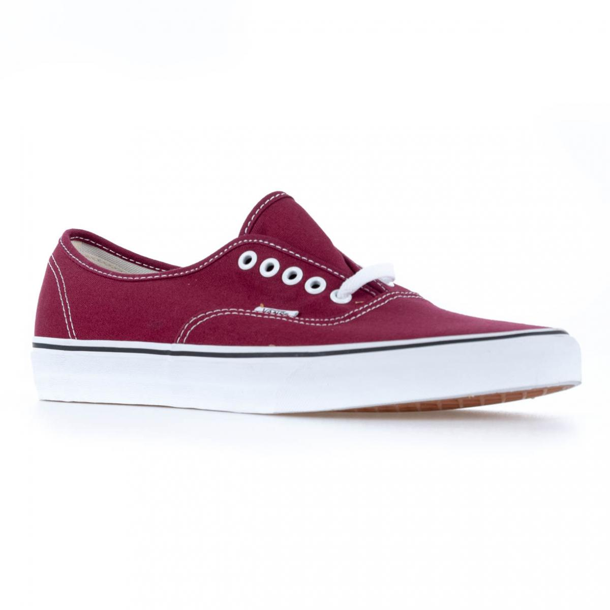 SCARPA VANS AUTHENTIC V18BH1P BORDEAUX