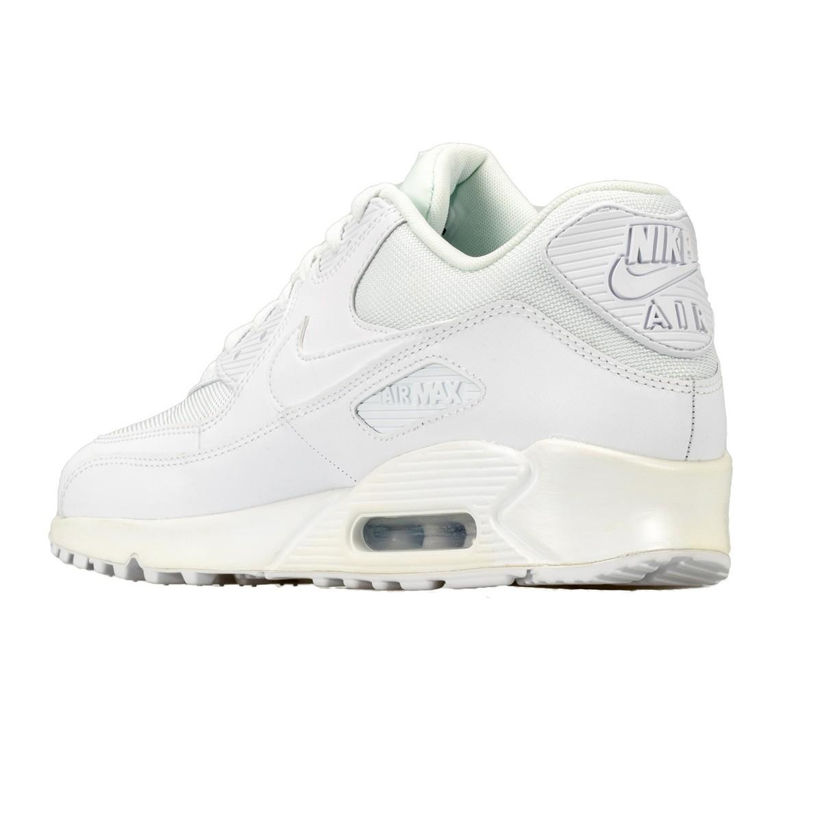 low priced 329d8 d48de SCARPE UOMO NIKE AIR MAX 90 ESSENTIAL 537384 111 TOTAL WHITE