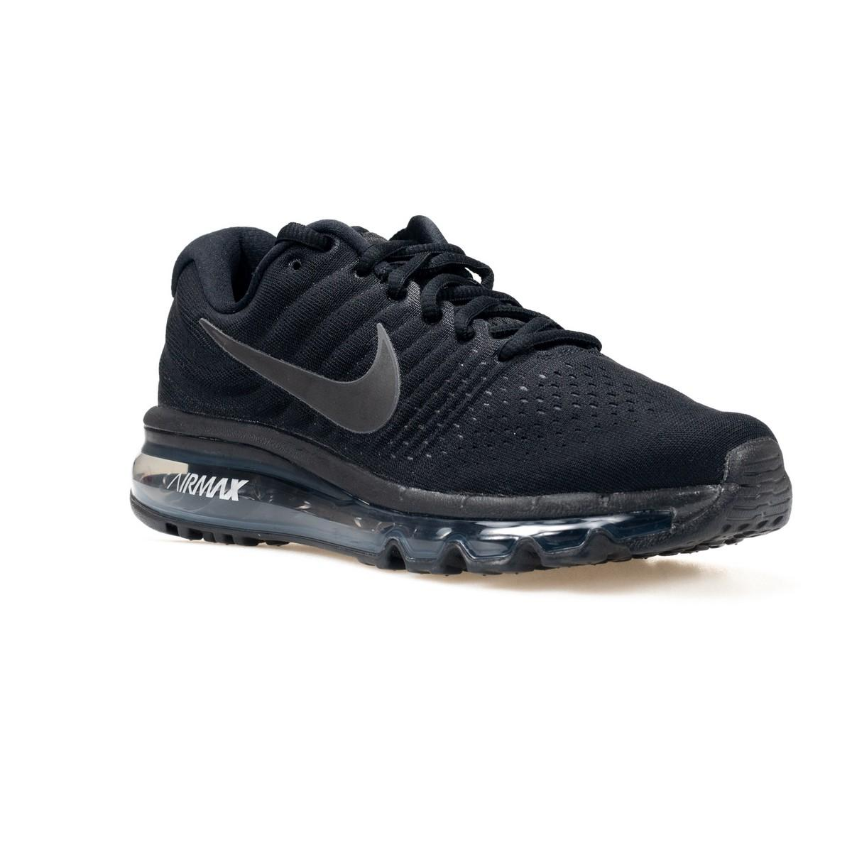 851622 Air Max Scarpa Total 2017 Unisex Nike 004 Black OikXuPZT