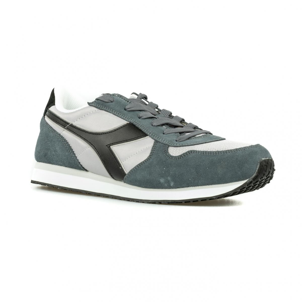 SCARPA UOMO DIADORA A K-RUN II 101.170823 01 C4743 PALOMA GREY/CASTLE ROCK