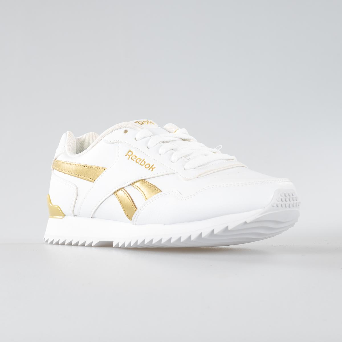 SCARPA DONNA REEBOK ROYAL GLIDE RPLCLP WOMEN BS5818 WHITE