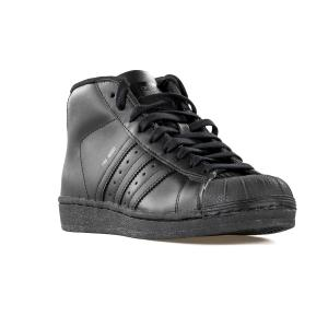 SCARPE UNISEX ADIDAS PRO MODEL S85957 TOTAL BLACK
