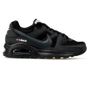 SCARPA UOMO NIKE AIR MAX COMMAND FLEX (GS) 844346 002 BLACK