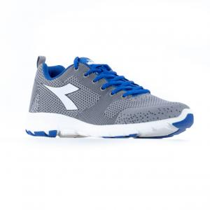 SCARPA UOMO DIADORA X-RUN LIGHT 101.172966 01 C4591 GREY/BLUE