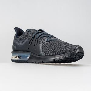 SCARPE UOMO AIR MAX SEQUENT 3 921694 010 BLACK ANTRACITE
