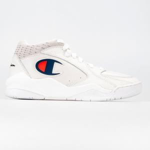 SCARPA UOMO CHAMPION ZONE MID S20878 F18 WW001 WHITE