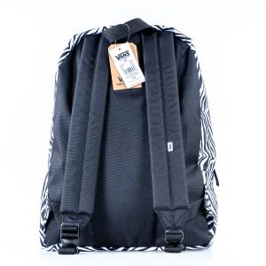 ZAINO VANS REALM BACKPACK VN000NZ0RID WHITE VIOLA BLACK