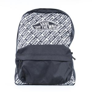 ZAINO VANS OF THE WALL REALM BACKPACK VN000NZ0RHE BLACK