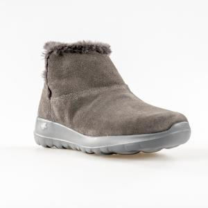 SCARPA DONNA SKECHERS BUNDLE UP 15501/CHAR GREY
